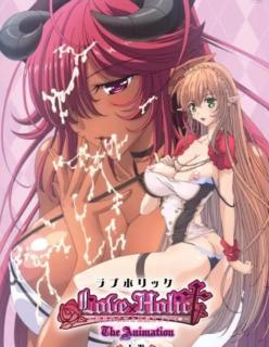 Love X Holic- Miwaku No Otome To Hakudaku Kankei The Animation 01